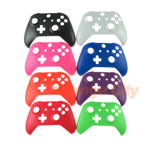 Coque avant boîtier de remplacement Face Top Case pour Xbox One Slim XBOXONE S Controller Cover