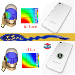 Quantum Shield Téléphone mobile autocollant avec Ions négatifs anti-feu radiant