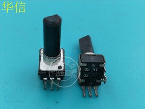 Sacred 09 Type Vertical Single Lian Potentiometer 05a103 A10k Handle Long 21mmf Stepping 21 Point