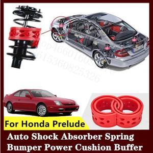 Для Honda Prelude 2шт высококачественный передний или задний автомобильный амортизатор пружинный бампер мощность авто-буфера автомобильная подушка уретан