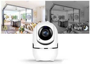 1080P 클라우드 스토리지 무선 와이파이의 IP 카메라 인간의 미니 와이파이 캠 홈 보안 감시 CCTV 카메라 DHL 선박의 지능형 자동 추적