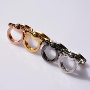Gemelli di rame del rame dei gioielli di lusso di affari della camicia di gemello della camicia di disegno unico per il regalo dell'uomo