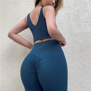Zroadlop aptitud de las mujeres Yoga altas polainas de la cintura Ropa de deporte Yoga Pantalones Leggins gimnasia sin fisuras estiramiento corrientes del deporte de las bragas de Tight