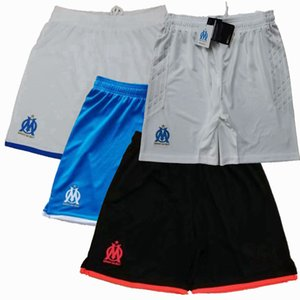 2019 2020 2021 Олимпик Футбол Shorts Марсель 19 20 21 дом вдали третий футбол Спорт шорты брюки S-2XL