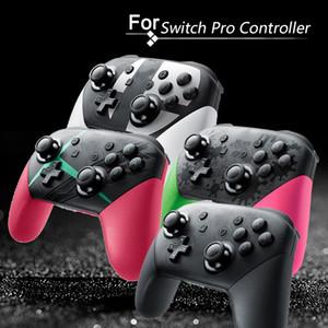 Kabelloses Gamepad mit Bluetooth Pro-Controller für den Nintendo Switch Pro Host für mobile Gamepad-Konsole Shock Joystick