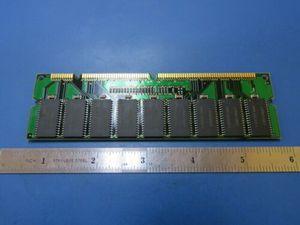 MITSUBISHI MH16V72BTJ-6 Qty of 2 per Lot 128MB Memory Module