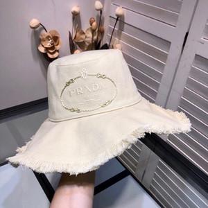 El casquillo de la cuenca de Nueva Mujer, Pescador cubo sombreros de ala caliente tejer sombrero 030803