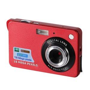 HD 2.7 Inch Mini Digital Camera Portable, Point and Shoot детская видеокамера перезаряжаемая для детей мальчиков девочек подарок кемпинг/выход