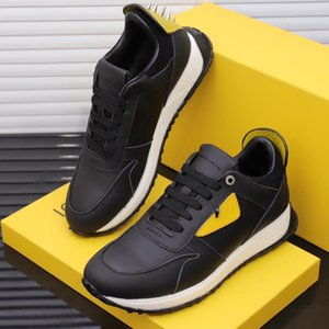 luxury mens 18 designer shoes high Quality fend Sneakers trainer shoes F platform men casual shoes 20ss fend