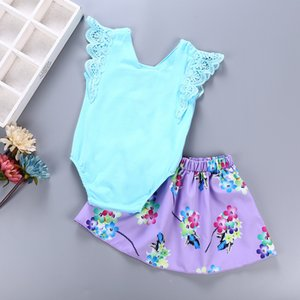 Boutique Europe And America Modeling Jumpsuit Clothes BABY'S Romper Two Piece Set Hundred Days Photo Shoot One-piece Romper Baby