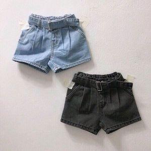 2019 nuove ragazze estate pantaloncini di jeans per bambini Pantaloncini corti pantaloncini ragazzi ragazze bambini vestiti pantaloni Kids Designer bambine vestiti A3439