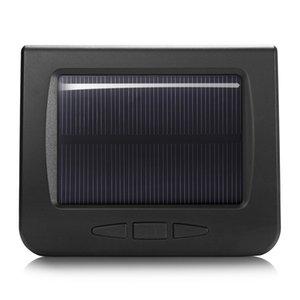 ZEEPIN C220 نظام مراقبة ضغط الإطارات في السيارة يعمل بالطاقة الشمسية TPMS 4 أجهزة استشعار خارجية