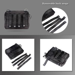 Nylon Cp Camouflage Tactical Pouch Large Magazine Organizer Utility Phone Medic Belt Bag Cp Camouflage Survival Bracelets
