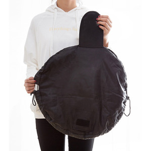 Lazy Cosmetic Bag Drawstring Wash Bag Trucco Bagagli Pouch Viaggi Cosmetic Pouch Organizzatore di Trucco Magic Toiletry Bag DH0376