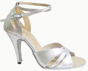 personalizados XSG Barato / Dance Moda / GB de dança de salão / mulheres sapatos femininos macias fundo latino-dança de salão / adultos da dança