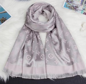 Fashion designer scarf luxury scarf hot top women shawl scarf spring and autumn long neck color available high quality