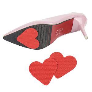 2pcs Shoe Pads Sole Protector Non Slip Women High Heels Cushion Forefoot Sticker Girl