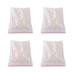 20000 / Paketi Akrilik Elmas Kristalleri Düğün Süsleri DIY Sanat El Sanatları