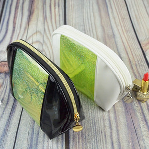2020 new ladies cosmetic bag multifunctional travel supplies bath bag transparent waterproof portable storage women's