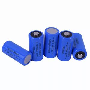 3V CR123A ليثيوم خلية بطارية 1300mAh بطارية CR123 CR17335 تجفيف البطارية الأساسية للكاميرا