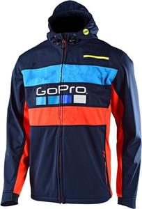 2019 nouvelle arrivée bleu moto vestes de course pour Sweats Motocross avec fermeture à glissière sports de plein air hoodies taille S-XXL