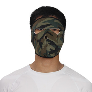 Cycling Face Mask Outdoor Hunting Bicycle Sports Cycling Skateboard Motorcycle Skull Ghost Ski Riding Hat Protect Face Masks