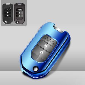 2019 Soft TPU waterproof Key case for car For Honda Civic CR-V HR-V Accord Jade Crider Odyssey 2015- 2018 Remote Key Protection