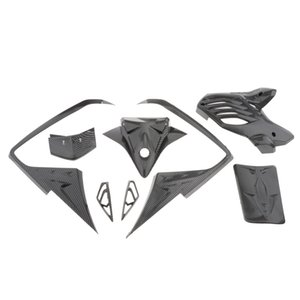 Мотоцикл углеродного волокна Plastic Body Work обтекателя Kit Совместимость для Yamaha NVX155 L155 Aerox155