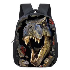 공룡 매직 드래곤 배낭 어린이 동물 Schoolbags 소년 소녀 학교 가방 유치원 배낭 도서 가방 Y19051701