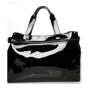 nouveau sac designer dames de femmes de mode en cuir verni composite embrayage sac dame fourre-tout sac femme épaule qulity Livraison gratuite