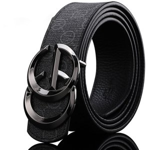 2020 Fashion Metal buckle wide leather belt Punk cool belts exaggerate heavy metal wide belts hip hop leather pu belt for women