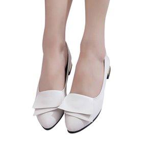2019 Summer Jelly Flats Women Beach Sand Soft Pointy Toe Flat Heel Sandals Women Rain Shoes Bowknot Slide Resistance shose@py