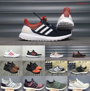 2020 Nova Ultraboosts 3.0 4.0 Sports Shoes Homens Mulheres Alta Qualidade Chaussures Ultra Boosts Branco Preto Atlético Luxo Casual Sneakers 36-45