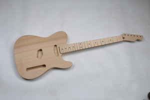 Canadian Maplebody: Depth of joint: 16.7mm spellingH emi-finished electric guitar six string guitar