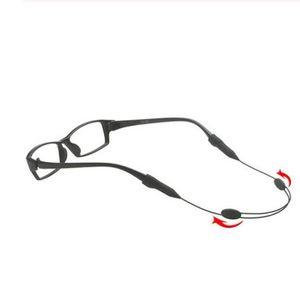 الجملة نظارات المضادة حبل زلة الحبل نظارات قابل للتعديل حامل سلاسل حبل سلسلة حبل الرقبة الشريط سلسلة فرقة مكافحة زلة العين ارتداء الحبل
