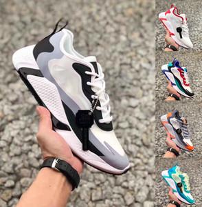 2020 Yeni Tasarımcı AlphaBounce HPC AMS Spor Erkek Erkekler Alfa İçgüdü Run Swift DT Beyaz Kırmızı Siyah Snerkers Walking React Koşu Ayakkabıları