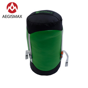 AEGISMAX في الهواء الطلق حقيبة النوم حزمة ضغط الاشياء كيس العليا التخزين الجودة تحمل حقيبة النوم اكسسوارات