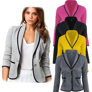 Autumn and Winter Season Best Selling Women's Jacket Casual Wild Fashion Slim Slimming Small Suit Temperament Short Jacket Female S-6XL