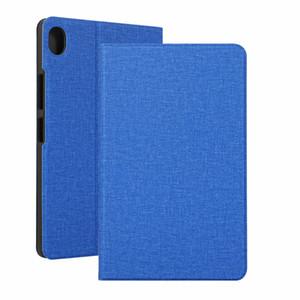 Für huawei mediapad m6 8,4 zoll case luxus pc tpu aufkleber rückseitige abdeckung leder case für huawei mediapad m6 8,4 zoll