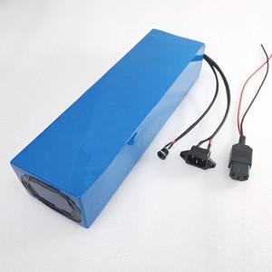 Kundengebundener 60V 20Ah 30Ah 50Ah Li-Ionbatterie-Satz für Batterie des elektrischen Rollers 60V mit eingebautem BMS des Ladegerät-2A 30A keine Steuer