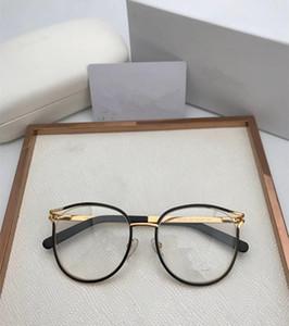أزياء المرأة النظارات الإطار CE2126 جميلة كبير جولة Cateye Fullrim 52-18-140 للوصفة طبية نظارات Fullset التعبئة