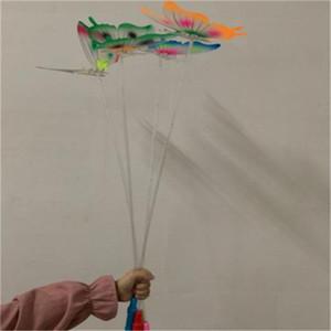 LED 나비 빛은 H1 9hc 발광 요정 나비 날개 지팡이 스틱 저녁 장난감 어른 어린이 유용한 핫 세일 도매 3 스틱