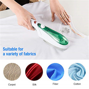 Portable Steam Iron Handheld Garment Steamer Brush for Clothes Generator Ironing Steamer for Underwear Steamer Iron Suitable for Travel
