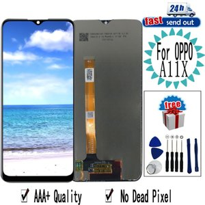 """6.5"""" LCD A11X Para OPPO A9 2020 Versão LCD Screen Display Toque substituição Assembléia digitador para OPPO Para OPPO A5 (2020)"""
