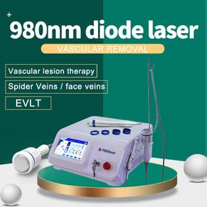 Cerrahi Fizik Tedavi Ve Örümcek Ven Yüz Damar Tedavisi 980 Laser için seksi Satış 10Wat 30Wat 980 nm Diode Lazer Vasküler Kaldırma