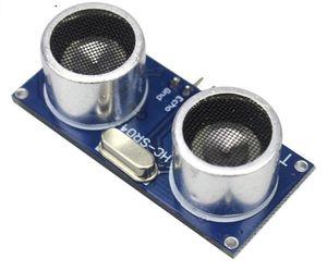 Dönüştürücü Sensör Arduino Ücretsiz Kargo Ölçme 2019 yeni Yeni Ultrasonik Modülü HC-SR04 Mesafe