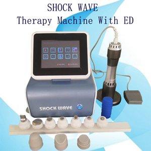 Tratamento de ED Onda de Choque Acústico Zimmer Shockwave Shockwave Terapia Função da Máquina de Remoção de Dor Para A Disfunção Erétil