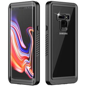Оригинальный IP68 Водонепроницаемый Чехол Для Samaung Galaxy Note9 Ударная Грязь Защита от Снега Защита С Touch ID Для Note 9 Телефон Чехол Кожного Покрова