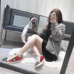 Luxury Platform Designer Shoes Reflective Triple Black Velvet White Golden Mens Womens Casual Sneakers Party Dress Fashion Leather Shoes