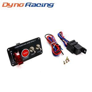 Racing Anahtarı MP-3014 TT100512-02 (Araç Elektroniği / Switch Başlat / Ateşleme / Aksesuar Paneller-Flip-up)